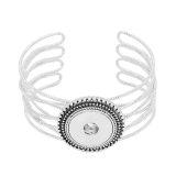 Boutons 1 encliqueter le bracelet de ruban pour 20MM s'enclenche bijoux KC0853