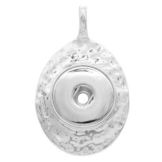 Pendant of necklace without chain  KC0448 fit snaps style 18/20mm snaps jewelry