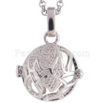 Angel Caller constellation ZODIAC-Virgo Collier fit 16mm boules excluent balle AC3782S