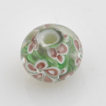 Partner Small Size Murano Lampwork Glasperlen-2mm Loch
