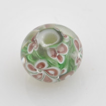 partner Small Size murano lampwork glass beads-2mm hole