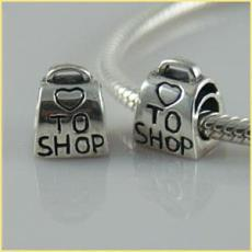 partner antique sterling silver beads mother