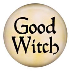 20MM ведьма с росписью эмалью из металла C5251 с принтом ювелирных украшений