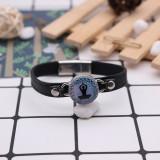 20MM Yoga C5566 en métal émaillé peint émaillé s'enclenche les bijoux
