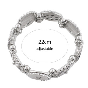 Los botones 4 ajustan el brazalete metálico y ajustan los fragmentos