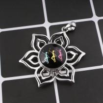 20MM Snap Glass Guard mère C1005 Snaps interchangeables bijoux