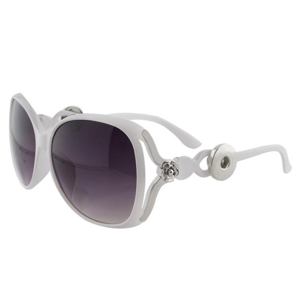 snap lunettes snap lunettes de soleil avec boutons 2 KB9839 fit 18-20mm snaps
