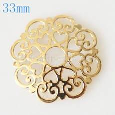 33 mm Alloy Coin fit Medaillon Schmuck Typ003