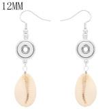 boucles d'oreilles snap fit 12MM snaps style bijoux KS1270-S