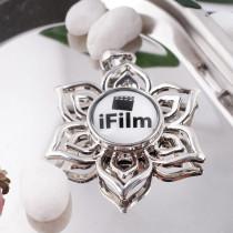 20MM Snap Glass Movie C0953 Snaps interchangeables bijoux