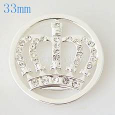 33 mm Alliage Coin fit Médaillon bijoux type012