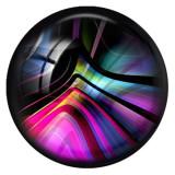Дизайн 20MM Металлическая эмаль с росписью C5524