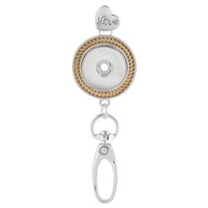 Высококачественный крючок Подвеска из ожерелья подходит 18mm куски оснастки ювелирные изделия