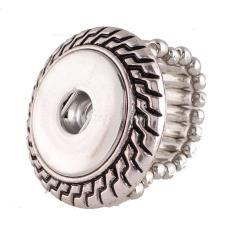 s'enclenche anneau en métal