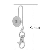 Alloy fashion KEY FINDER anti-theft anti-loss key chain with button buckle KC1201 snap jewelry
