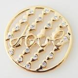 33 mm Alloy Coin fit Locket jewelry type062