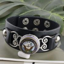 20MM army C5308 print émail peint métal s'encliquette bijoux