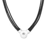 Der Magnet kann flexibel eingestellt werden. Halskette mit 60CM Kette KC1073 fit 20MM Brocken schnappt Schmuck