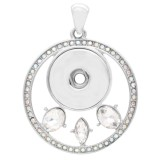 Kettenanhänger ohne Kette KC0456 fit snaps style 18 / 20mm snaps jewelry