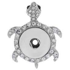 Pendant of necklace fit 18mm chunks snap jewelry