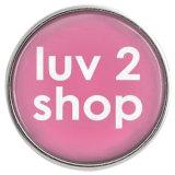 20MM Оснастка для покупок C0873 розовая