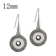 snap earring fit 12MM snaps style jewelry KS1155-S