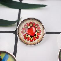 20MM mousqueton Loveheart C1052 mousqueton interchangeable bijoux