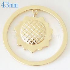 43MM Alloy coin disc Fit 43MM alloy
