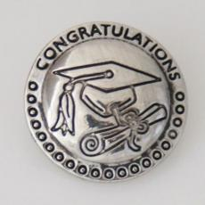 20MM Graduation snap Antique Silver Plated KB5146 snaps jewelry