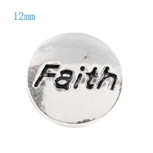 12mm Small size snaps for chunks jewelry