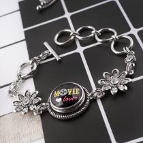20MM Snap Glass Movie C0952 Snaps interchangeables bijoux