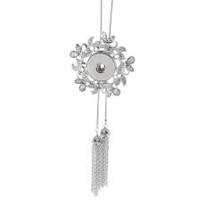 Collier pendentif en strass avec chaîne 80CM KC1015 18 & 20MM fit briser les bijoux