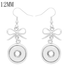 snap Earrings fit 12MM snaps style jewelry KS1261-S