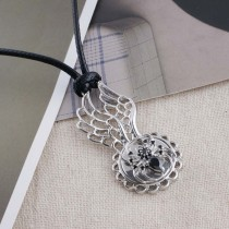 20MM Spider snap button Silver Plated with black zircon  KC9043 snap jewelry