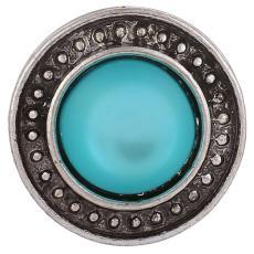 s'enclenche bleu clair Style JewelPops morceaux