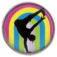 Verre à pression 20MM Hip hop C0921 interchangeable Multicolore