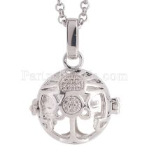 Angel Caller constellation ZODIAC-Libra Collier fit 16mm boules exclure balle AC3783S