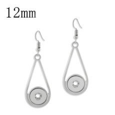 Snap Ohrring Fit 12MM Snaps Style Schmuck KS1217-S