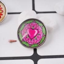 20MM mousqueton Loveheart C1053 mousqueton interchangeable bijoux
