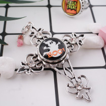 20MM snap glass Halloween C1092 interchangeable snaps jewelry