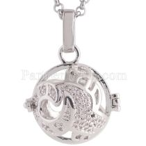 Angel Caller constellation ZODIAC-Capricornus Necklace fit 16mm balls exclude ball AC3786S