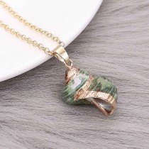 Pendant of necklace without chain with shell  fashion style jewelry