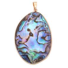 Abalone Shells Pendentif de collier de bijoux de mode