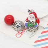 Рождество Ожерелье Angel Caller кольцо кулон кулон подходят 16mm шары X'mas подарки