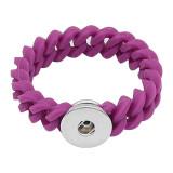 1 застежка на пуговицах браслет для детей младшего стиля с силиконовой эластичной посадкой 12mm шириной 18-20mm