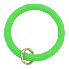 зеленый Силикагель Браслет-брелок Брелок Брелок браслет