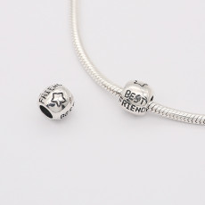 Partnerbeads antique sterling silver Beads