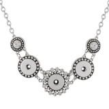 45CM collier de bonne valeur fit 18mm morceaux coupent bijoux