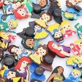 10pcs / комплект частей для малыша младший стиль силиконовый браслет смешанный цвет рисунка случайная доставка