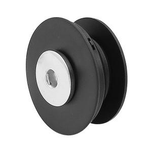 Joyas a presión con ajuste de agarre intercambiables para teléfonos y tabletas como popsockets popgrip black KC1228